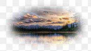 Cloud - Desktop Wallpaper Sky Landscape Cloud Sunset PNG