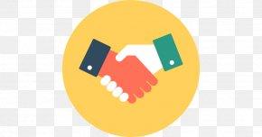 Handshake Icon Flaticon - Clip Art Icon Design Handshake Vector Graphics PNG