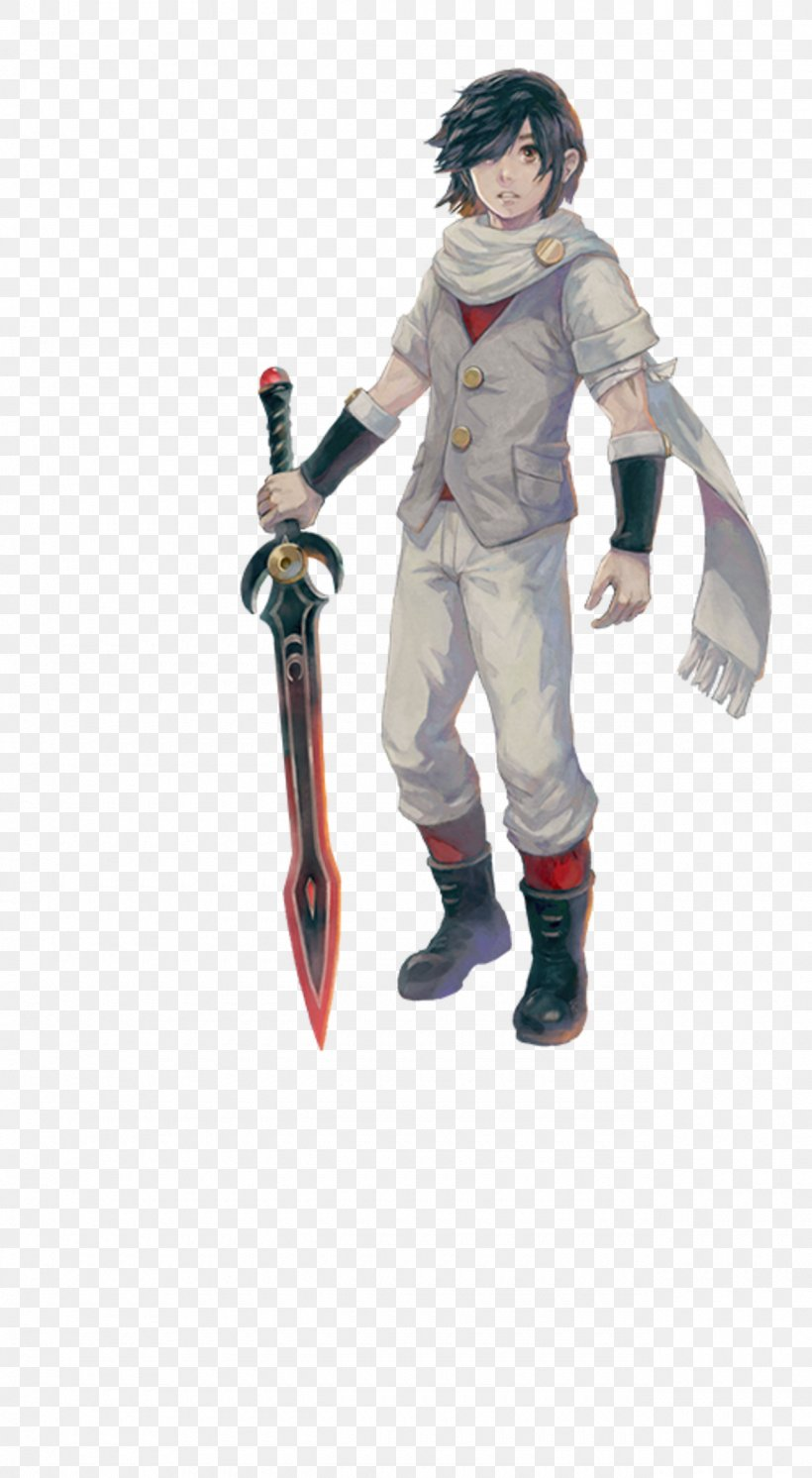 Lost Sphear I Am Setsuna PlayStation 4 Chrono Trigger PAX, PNG, 1280x2330px, Lost Sphear, Action Figure, Chrono Trigger, Costume, Fictional Character Download Free