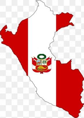 Flag Peru - Provinces Of Peru Inca Empire Flag Of Peru Map PNG