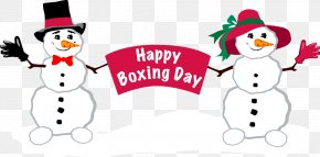 Boxing Day - Boxing Day Clip Art Christmas Christmas Day Illustration PNG