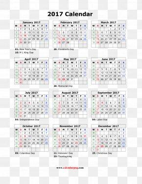 Calendar - Calendar Template ISO Week Date Year Time PNG