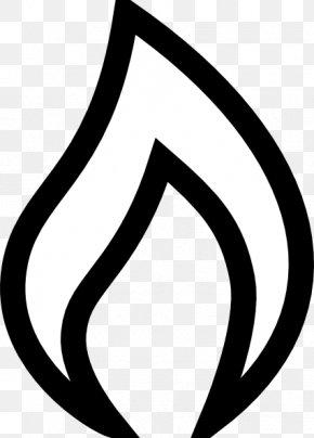 Simple Symbol Cliparts - Natural Gas Flame Petroleum Industry Clip Art PNG
