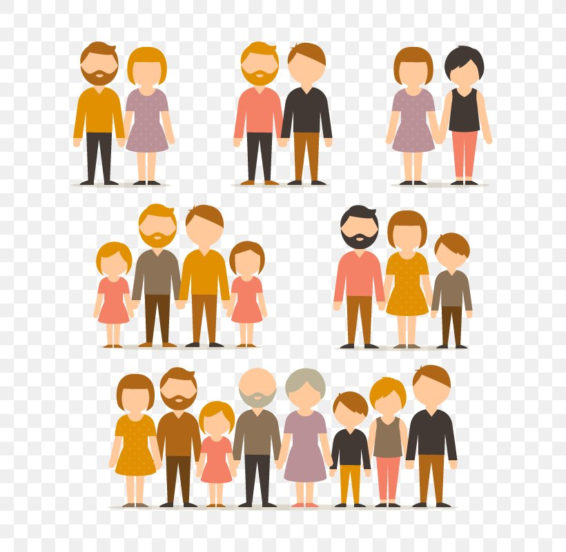 Cartoon Family Illustration Png 800x800px Cartoon Animation Boy Character Child Download Free