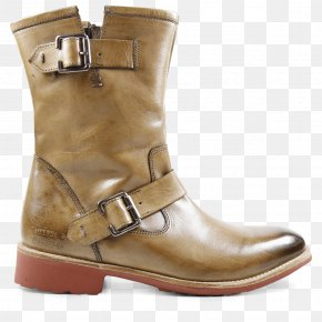 Camel Leather Boots - Motorcycle Boot Riding Boot Shoe Equestrian PNG