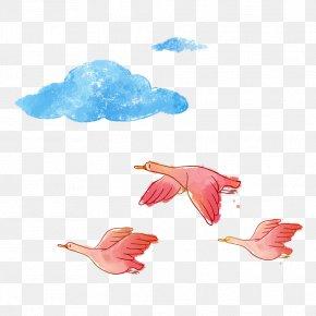 Hand Painted Cartoon Air - Cartoon Drawing PNG