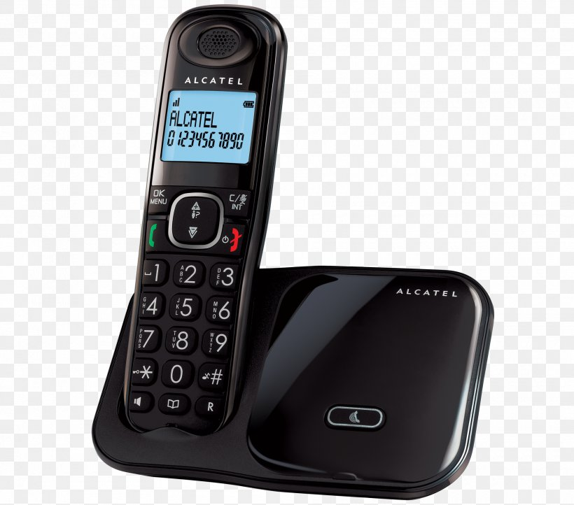 Cordless Telephone Alcatel Mobile Home