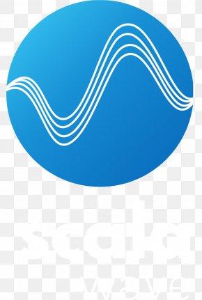 Purple - Electric Blue Logo Aqua Cobalt Blue PNG