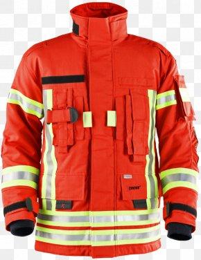 Jacket - Jacket Fire Department EN 469 Firefighter PNG