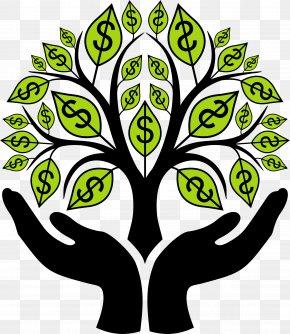 Money Tree - Money Trees Clip Art PNG