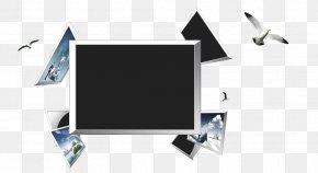 Free 3D TV Projector Pull Material - 3D Television 3D Film 3D Computer Graphics PNG
