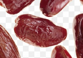 Candied Dates, Dried Red Dates - Dates Date Palm Jujube PNG