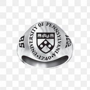 University Of Penn - University Of Pennsylvania Silver Body Jewellery Emblem PNG