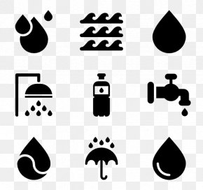 Hydrosphere Free Water Drop - Water Drop Clip Art PNG