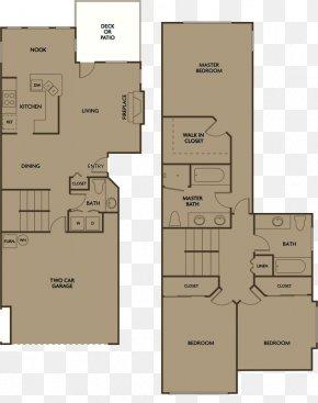 Apartment Townhouse Floor Plan Bedroom