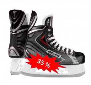 Ice Skates - Bauer Hockey Ice Skates Ice Hockey Equipment Ice Skating PNG