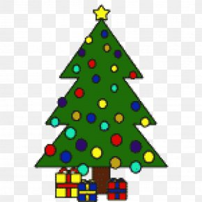 Christmas Tree - Clip Art Christmas Tree Christmas Day Gift PNG