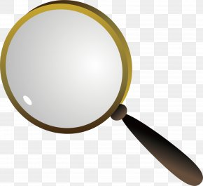 Magnifying Glass Vector Element - Magnifying Glass Mirror Icon PNG