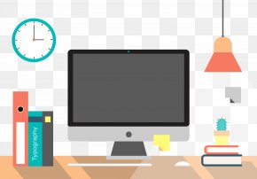 Vector Computer - Desktop Environment Wallpaper PNG