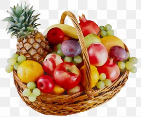 Panier De Fruit Food Gift Baskets Tutti Frutti PNG