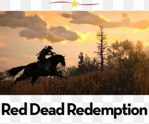 Red Dead Redemption - Red Dead Redemption 2 Xbox 360 Red Dead Revolver Grand Theft Auto V PNG