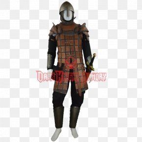 Armour - Middle Ages Costume Components Of Medieval Armour Body Armor PNG