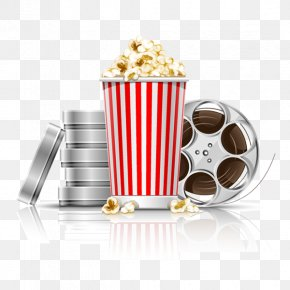 Movies And Popcorn - Popcorn San Juan Playa Cinematography Film PNG