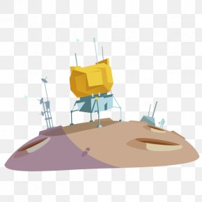 Space Receiver - Cartoon Outer Space PNG