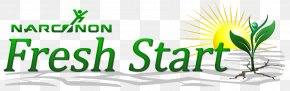 Fresh Start - Leaf Logo Font Brand Product PNG