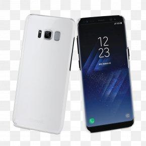 SIM-free SmartphoneOrchid Grey Samsung Galaxy S8+64 GBMidnight BlackUnlockedGSM Samsung Galaxy S7Samsung - Samsung Galaxy S8 Plus 64GB PNG