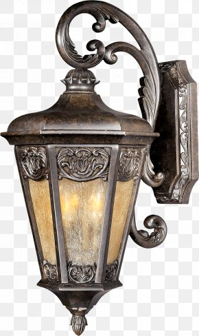 Street Light - Lighting Lantern Street Light Light Fixture PNG