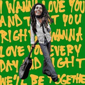Bob Marley - Is This Love Reggae Song Bob Marley And The Wailers PNG