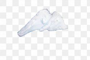 White Iceberg Ice - Triangle Microsoft Azure Pattern PNG