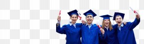 Study Abroad - Graduation Ceremony College School Diploma Square Academic Cap PNG