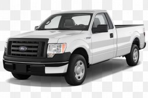 Pickup Truck - Pickup Truck Car 2009 Ford F-150 Thames Trader PNG