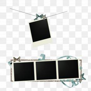 Bonjour Frame - Scrapbooking Clip Art Scrap Frame Design PNG