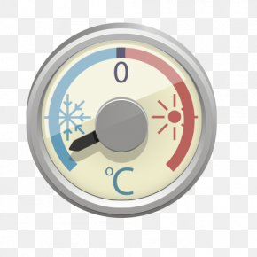 Compass - Temperature Snow Thermometer Heat PNG