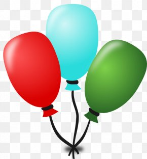 Balon - Birthday Cake Party Clip Art PNG