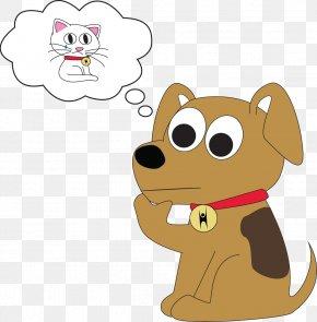 Dog - Whiskers Dog Clip Art PNG