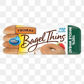 Whole Grains - Bagel English Muffin Thomas' Whole Grain PNG