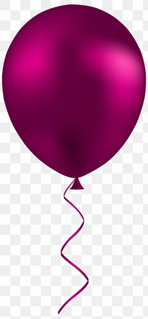 Pink Balloon - Balloon Pink Red Clip Art PNG