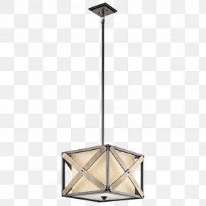 Light Fixture - Pendant Light Light Fixture Lighting Kichler PNG