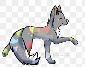 Rainbow Dots - Siberian Husky Snout Clip Art PNG