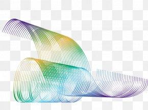 Irregular Lines Decoration - RGB Color Model PNG