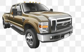 World Courier Trucks - Pickup Truck Van Car Vector Graphics Royalty-free PNG