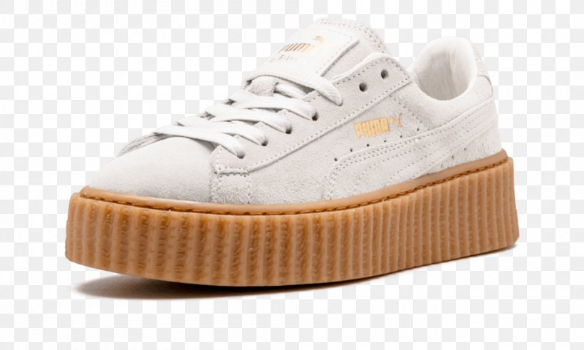 Sports Shoes Brothel Creeper Puma Suede, PNG, 1000x600px
