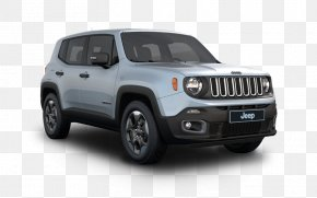 Jeep - Jeep Renegade Compact Sport Utility Vehicle Car Jeep Wrangler PNG