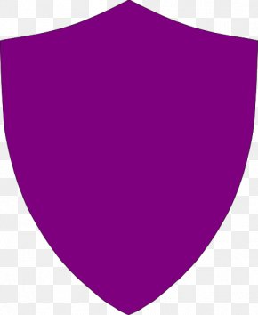 Blank Family Crest - Purple Angle Font PNG