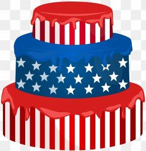 PINK CAKE - Birthday Cake United States Cupcake Clip Art PNG