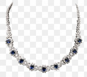 Necklace - Necklace Earring Jewellery Gemstone Diamond PNG